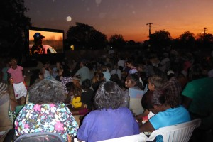 Putuparri And The Rainmakers premieres at Fitzroy Crossing.