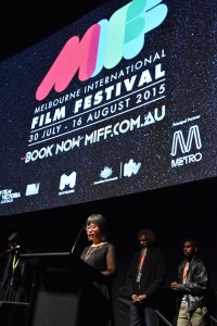 Premiere night of Putuparri And The Rainmakers at the 2015 Melbourne International Film Festival. Photo courtesy of Jim Lee Photography.